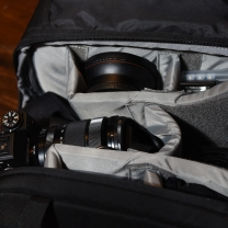 Camera Compartment