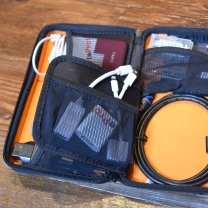 Amazon Universal Travel Case, continued